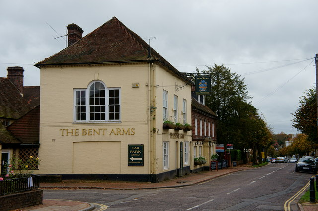 The Bent Arms
