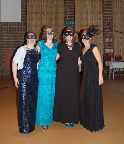 Masquerade Winter Ball