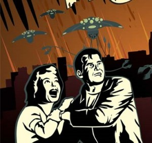 War of the Worlds?